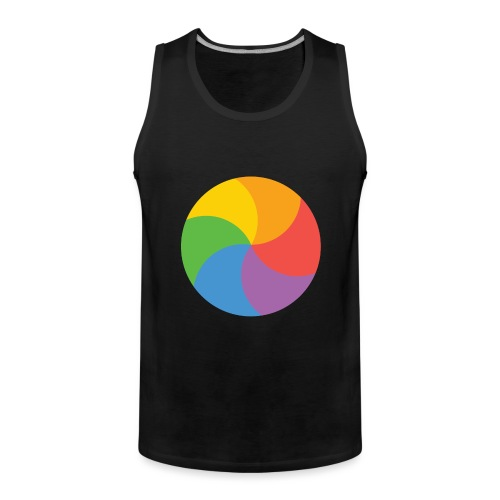 BeachBal - Mannen Premium tank top