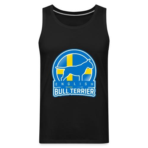 Bull Terrier Sweden - Männer Premium Tank Top
