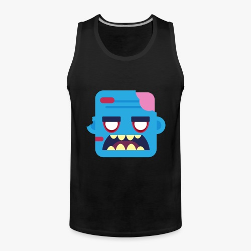 Mini Monsters - Zombob - Herre Premium tanktop
