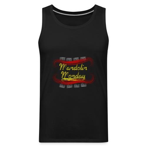 Mandolin Monday - Men's Premium Tank Top