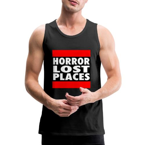 Horror Lost Places - Männer Premium Tank Top