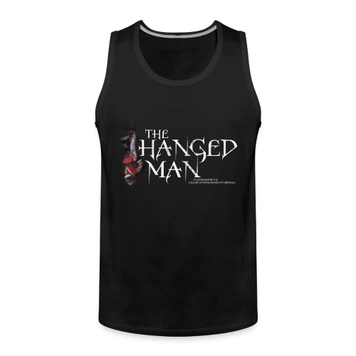 The Hanged Man Design - Men's Premium Tank Top