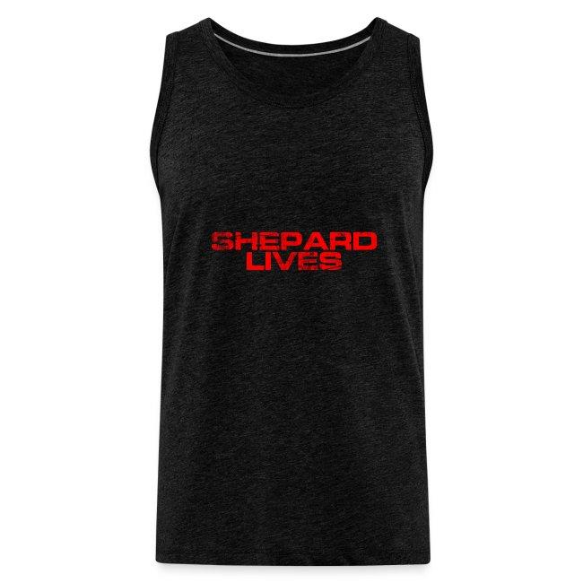 Shepard lives