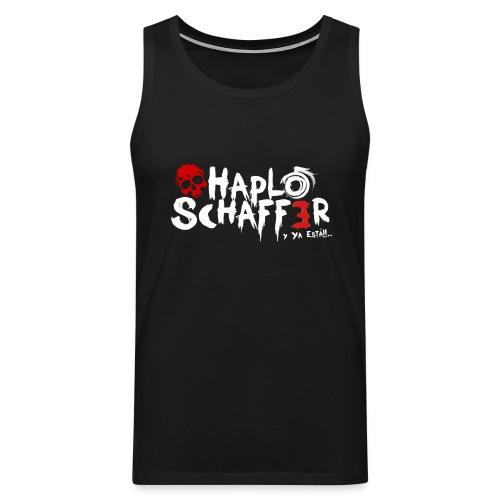 Haplo Schaffer - Tank top premium hombre