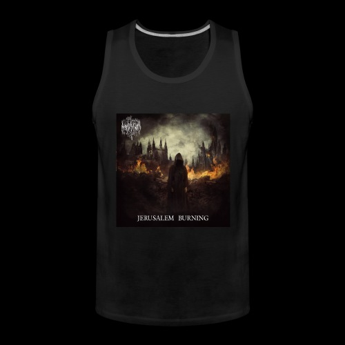 Jerusalem Burning - Men's Premium Tank Top