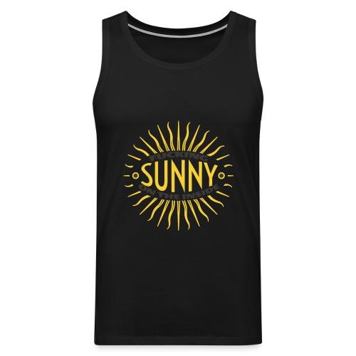 Sunny Inside - Men's Premium Tank Top