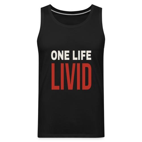 Livid - Men's Premium Tank Top
