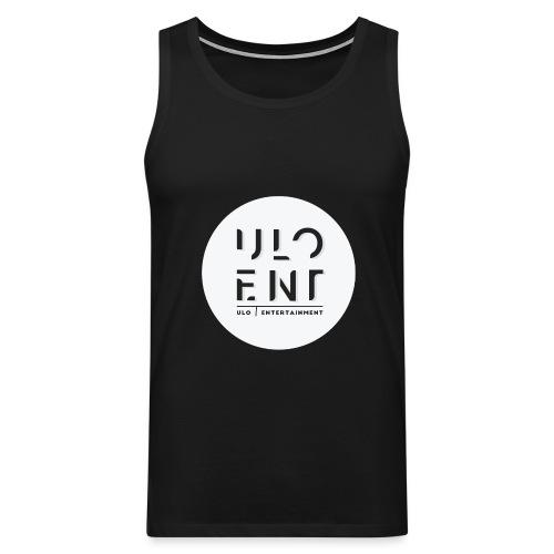 Ulo Entertainment - Miesten premium hihaton paita