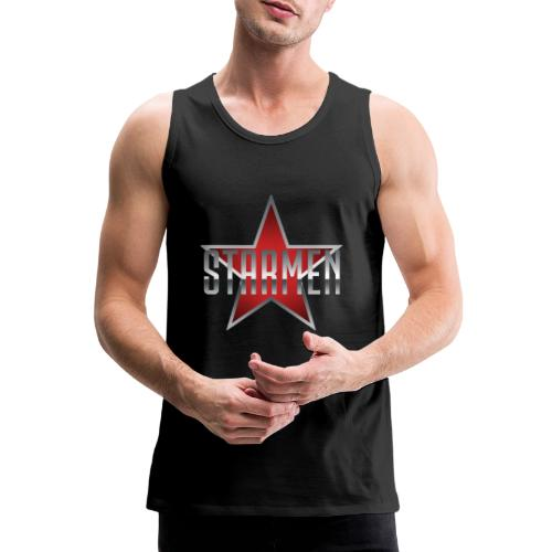 Starmen - Logo - Men's Premium Tank Top
