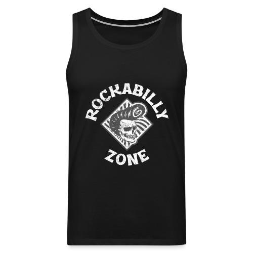rockabilly - Débardeur Premium Homme