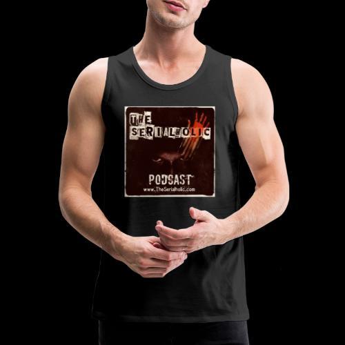 The Serialholic Podcast - Men's Premium Tank Top