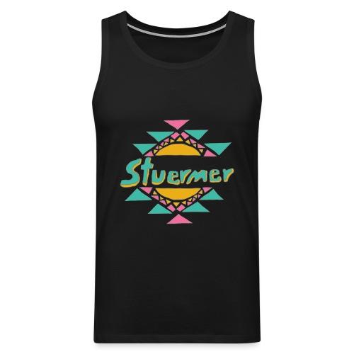 Stuermer Arizona Eistee Edition T-Shirt - Männer Premium Tank Top