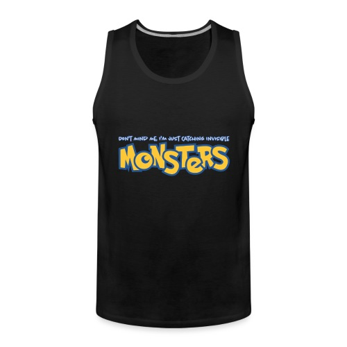 Monsters - Men's Premium Tank Top