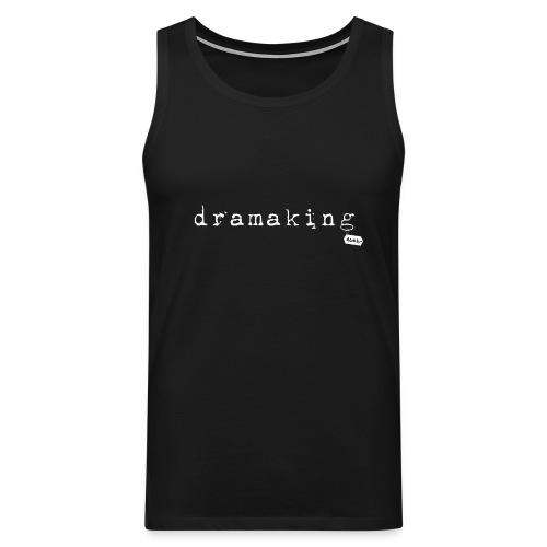 dramaking - Männer Premium Tank Top