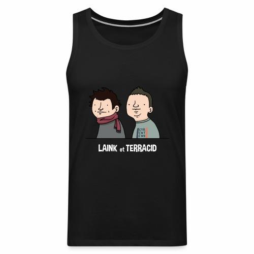 Laink et Terracid old - Débardeur Premium Homme