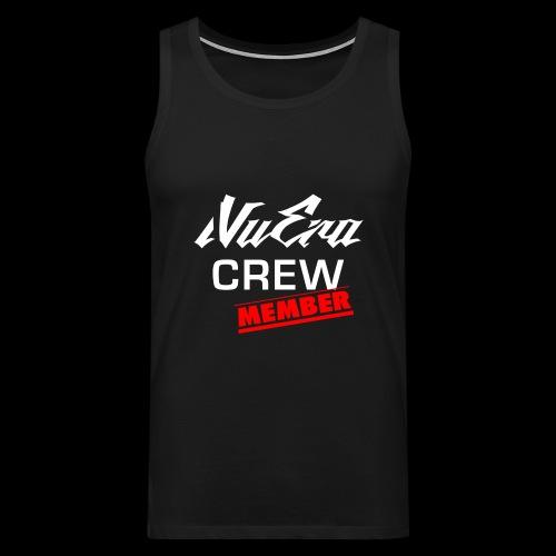 NuEra Crew Logo 2018 - Männer Premium Tank Top