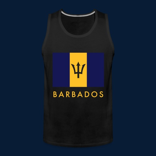 Barbados - Männer Premium Tank Top