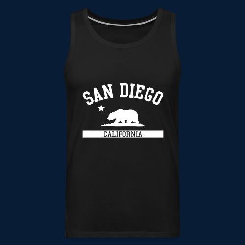 San Diego - Männer Premium Tank Top