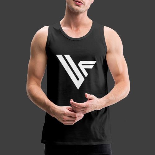 United Front Alternative Logo collection - Miesten premium hihaton paita
