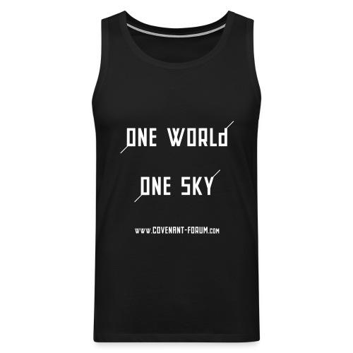 OneWorld - Männer Premium Tank Top