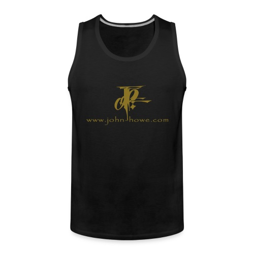 shirt logourl 2005 - Men's Premium Tank Top