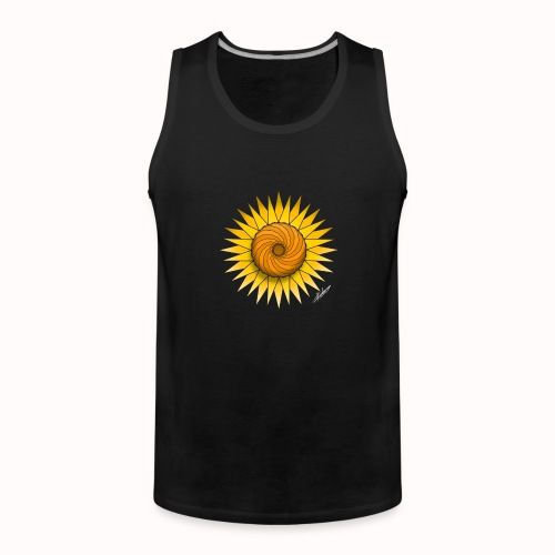 Sunflower - Men's Premium Tank Top