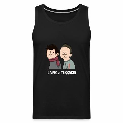 Laink et Terracid - Débardeur Premium Homme