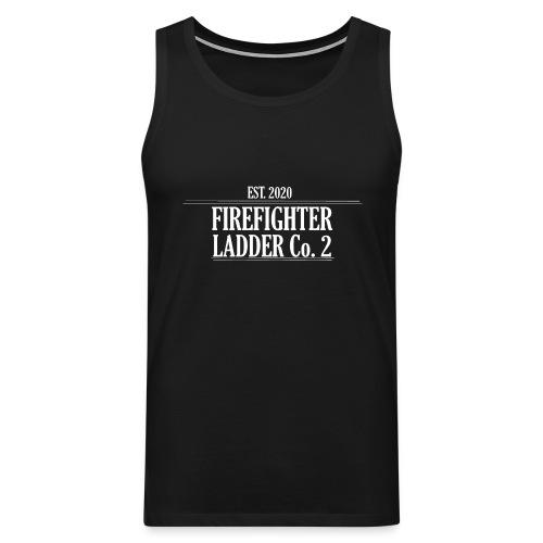 Firefighter Ladder Co. 2 - Herre Premium tanktop
