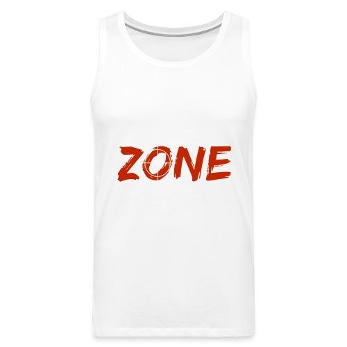 wampserfreiezonedk - Männer Premium Tank Top