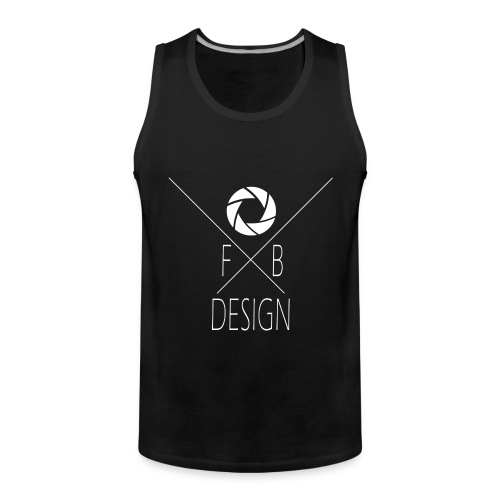 FB-Design [Offical] - Männer Premium Tank Top