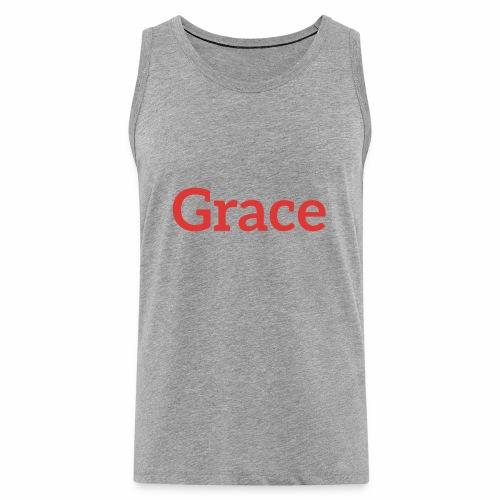 grace - Men's Premium Tank Top