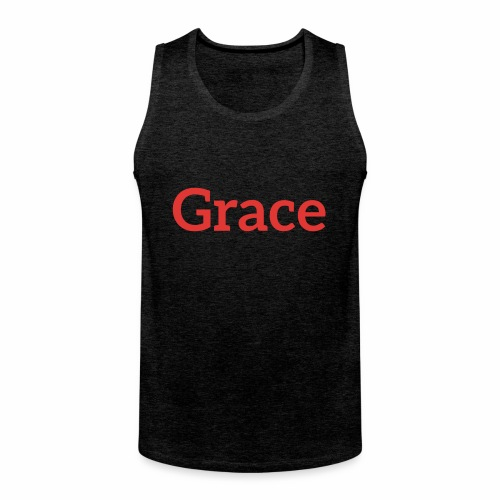 grace - Men's Premium Tank Top