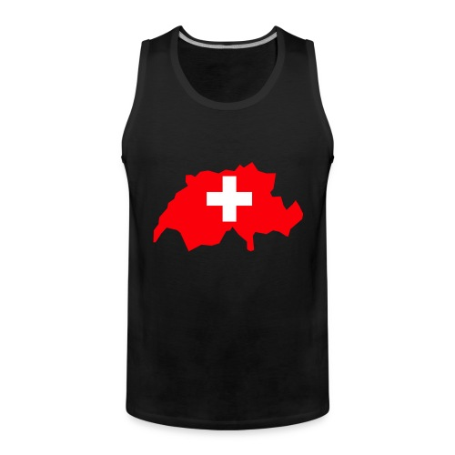 Switzerland - Mannen Premium tank top