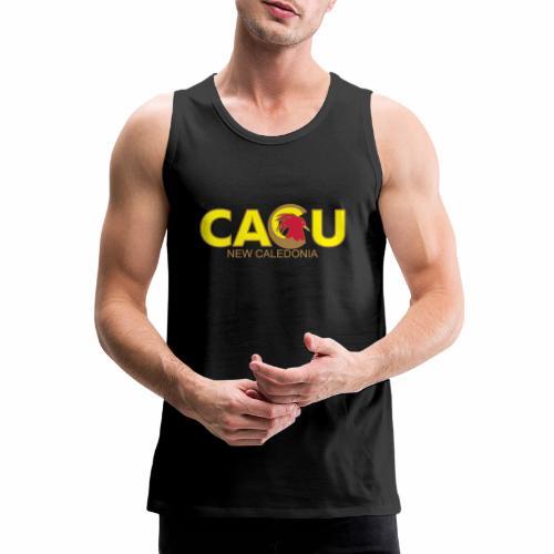 Cagu New Caldeonia - Débardeur Premium Homme