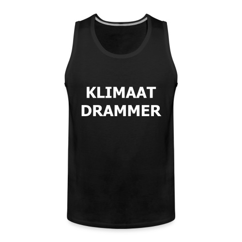 Klimaat Drammer - Men's Premium Tank Top
