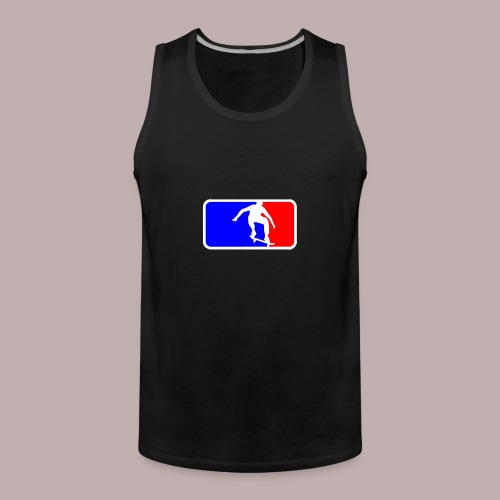 Skate league - Männer Premium Tank Top
