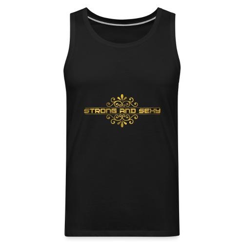 S.A.S. Women shirt - Mannen Premium tank top