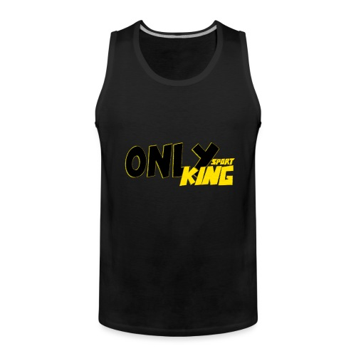 OnlyKing Sport Design - Débardeur Premium Homme