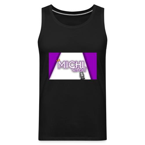 Camisa MichiCast - Men's Premium Tank Top