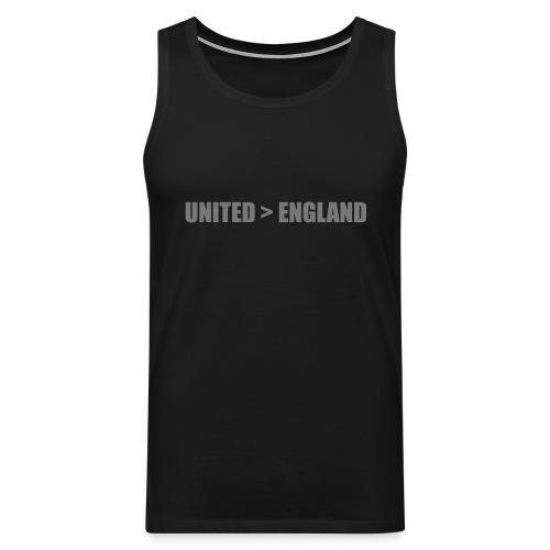 United > England - Men's Premium Tank Top