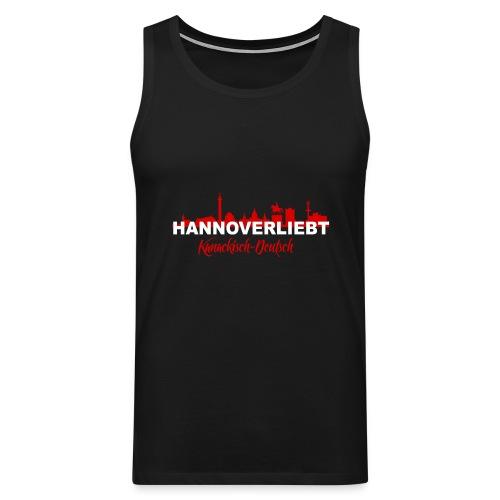 Hannoverliebt - Männer Premium Tank Top