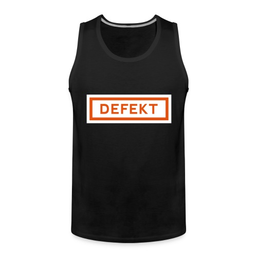 Defekt - Männer Premium Tank Top