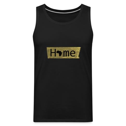 home in africa - Männer Premium Tank Top