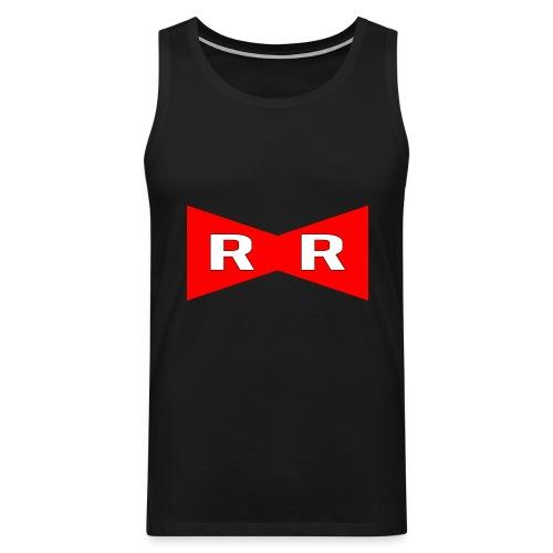 Red ribbon - Men's Premium Tank Top