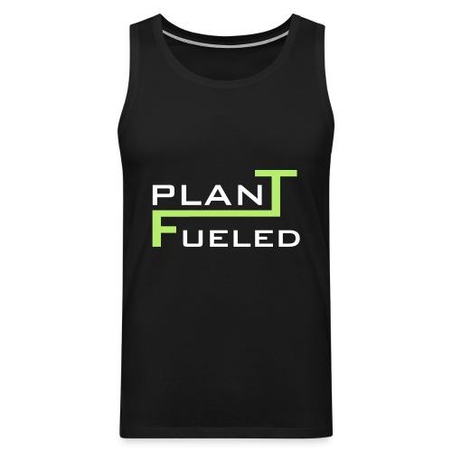PLANT FUELED - Männer Premium Tank Top