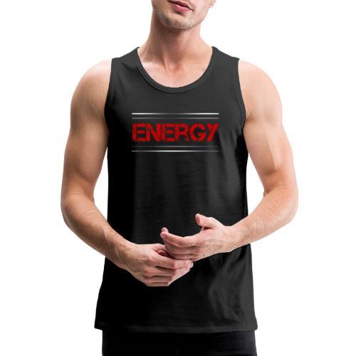 Sport - Energy - Männer Premium Tank Top
