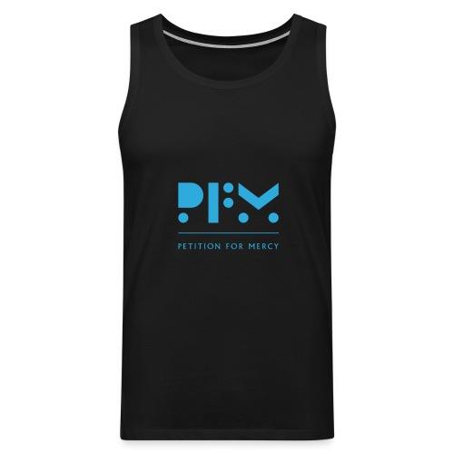 PFM_logo_video - Men's Premium Tank Top