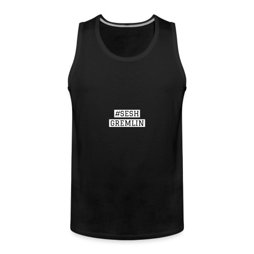 #SESHGREMLIN - Men's Premium Tank Top