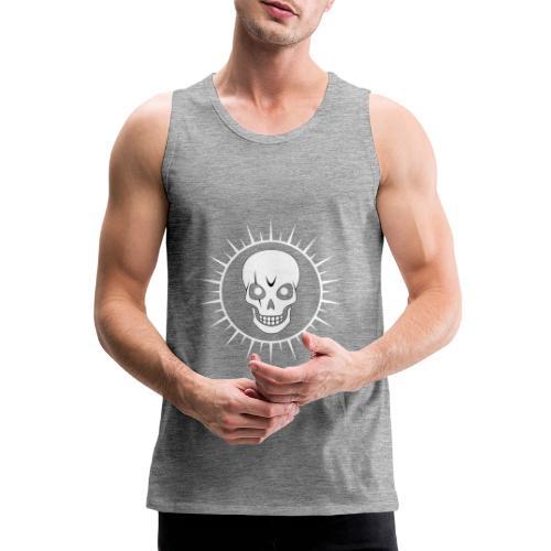 Skull - Men's Premium Tank Top