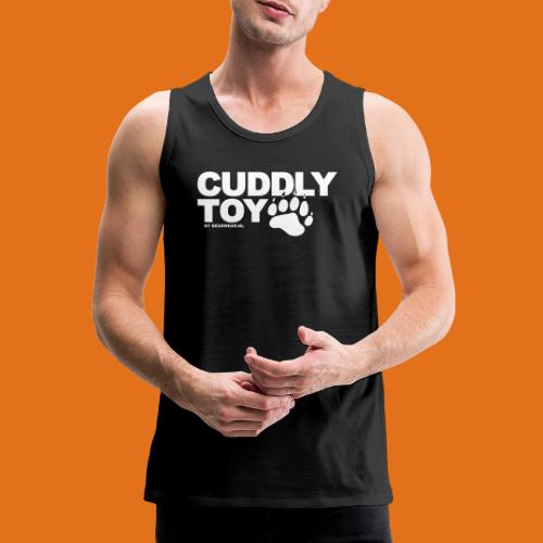 cuddly toy new - Men's Premium Tank Top